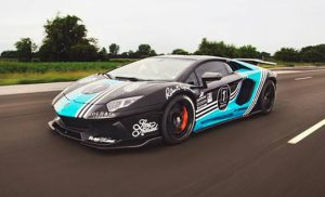 The 1st Phorm Lamborghini