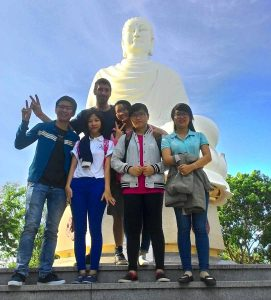 The Big Buddha in Nha Trang