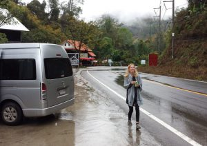 The Bus ride to Pai