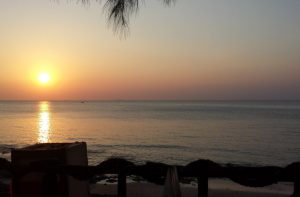 Sunset at Koh Lanta